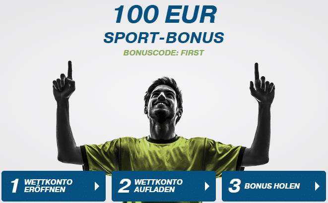 bet at home bonus first