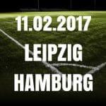 RB Leipzig - Hamburger SV Tipp und Vorschau 11.02.2017