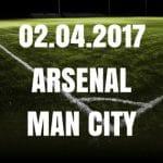 Arsenal London - Manchester City Tipp und Vorschau 02.04.2017