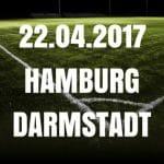 Hamburger SV – Darmstadt 98 Tipp und Vorschau 22.04.2017