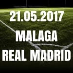 FC Malaga – Real Madrid Tipp und Vorschau 21.05.2017
