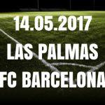Las Palmas - FC Barcelona Tipp und Vorschau 14.05.2017