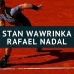 Stan Wawrinka - Rafael Nadal Tipp French Open Halbfinale 2017