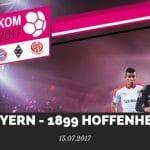 Bayern München – 1899 Hoffenheim Telekom Cup Tipp 2017
