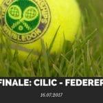 Marin Cilic - Roger Federer Tipp Wimbledon Finale 2017