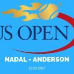Rafael Nadal - Kevin Anderson US Open Finale 2017
