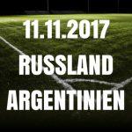 Russland – Argentinien Tipp 11.11.2017