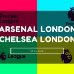 Arsenal London – Chelsea London Tipp 03.01.2018