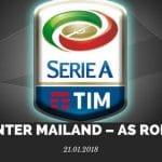 Inter Mailand – AS Rom Tipp 21.01.2017