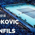 Novak Djokovic - Gael Monfils Tipp Australian Open 18.01.2018