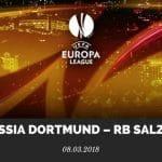 Borussia Dortmund – RB Salzburg Tipp 08.03.2018