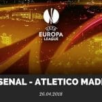 Arsenal London – Atletico Madrid Tipp 26.04.2018