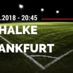 Schalke 04 – Eintracht Frankfurt Tipp 18.04.2018