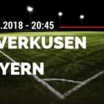 Bayer Leverkusen – Bayern München Tipp 17.04.2018