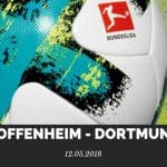 1899 Hoffenheim – Borussia Dortmund Tipp 12.05.2018