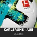 Karlsruher SC – Erzgebirge Aue Relegation Tipp 18.05.2018