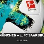 1860 München – 1. FC Saarbrücken Tipp 27.05.2018