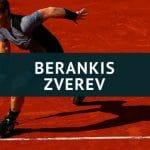 Ricardas Berankis - Alexander Zverev Tipp 27.05.2018