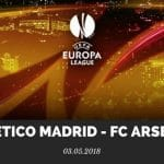 Atletico Madrid - Arsenal London Tipp 03.05.2018