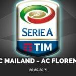 AC Mailand – AC Florenz Tipp 20.05.2018
