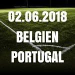 Belgien – Portugal Tipp 02.06.2018