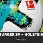 Hamburger SV – Holstein Kiel Tipp 03.08.2018