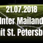 Inter Mailand – Zenit St. Petersburg Tipp 21.07.2018