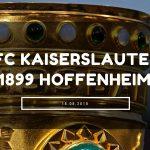 1. FC Kaiserslautern - 1899 Hoffenheim Tipp 18.08.2018