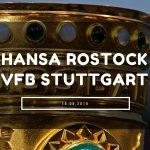Hansa Rostock - VFB Stuttgart Tipp 18.08.2018