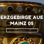Erzgebirge Aue – Mainz 05 Tipp 18.08.2018