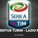 Juventus Turin – Lazio Rom Tipp 25.08.2018