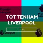 Tottenham Hotspur – FC Liverpool Tipp 15.09.2018