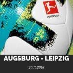FC Augsburg – RB Leipzig Tipp 20.10.2018