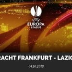 Eintracht Frankfurt – Lazio Rom Tipp 04.10.2018