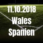 Wales - Spanien Tipp 11.10.2018