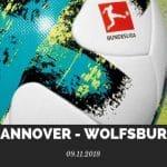 Hannover 96 – VFL Wolfsburg Tipp 09.11.2018