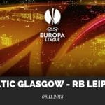 Celtic Glasgow - RB Leipzig Tipp 08.11.2018