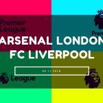 Arsenal London – FC Liverpool Tipp 03.11.2018
