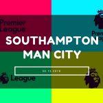 FC Southampton – Manchester City Tipp 30.12.2018