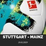 VFB Stuttgart – Mainz 05 Tipp 19.01.2019