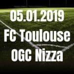 FC Toulouse – OGC Nizza Tipp 05.01.2019