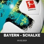 Bayern München – Schalke 04 Tipp 09.02.2019
