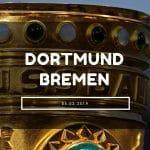 Borussia Dortmund – Werder Bremen Tipp 05.02.2019