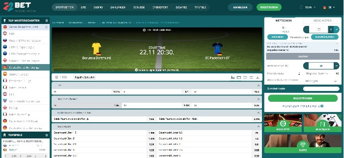 22bet_website