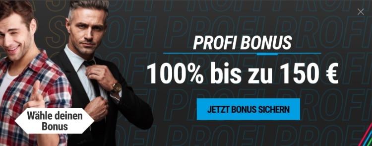 NEO.bet Sportwetten Bonus
