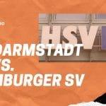 SV Darmstadt 98 - Hamburger SV 21.12.2019 2. Bundesliga