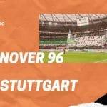 Hannover 96 - VfB Stuttgart 21.12.2019 2. Bundesliga