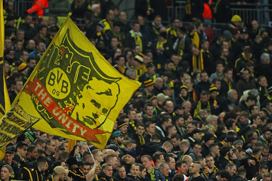 Borussia Dortmund - RB Leipzig 17.12.2019 Bundesliga