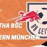 Hertha BSC - FC Bayern München 19.01.2020 Bundesliga