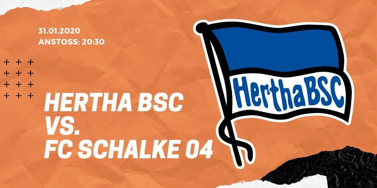 Hertha Schalke Tipp